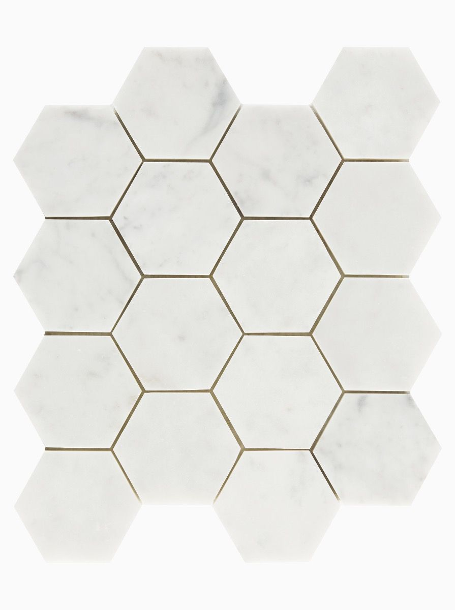 Brookhaven Hexagon Mosaic
