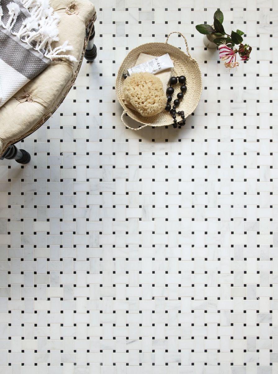 East Haven Basket Weave Mosaic
