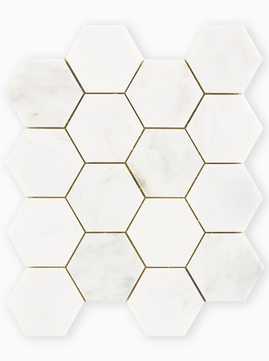 East Haven Hexagon Mosaic