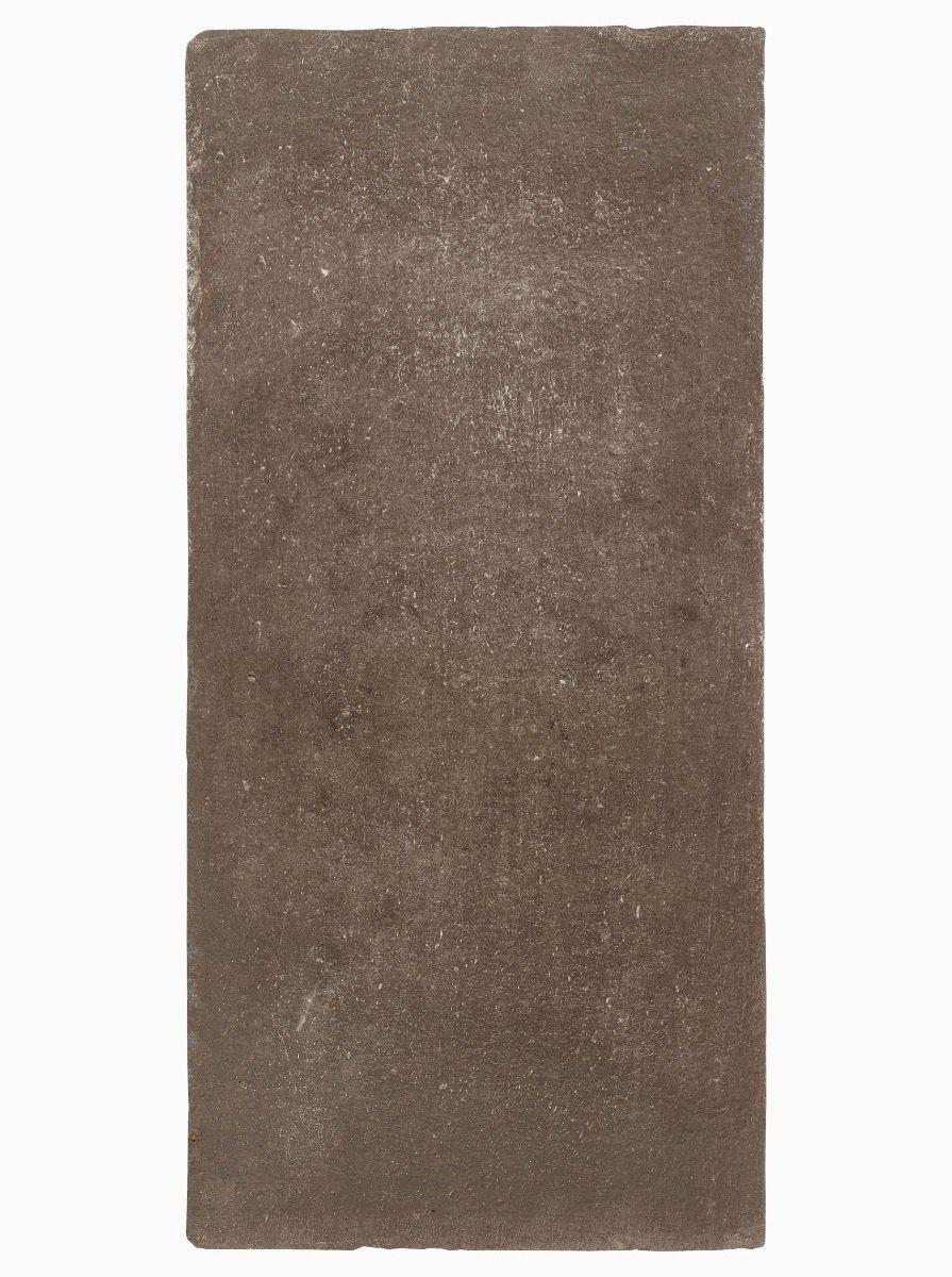 Handmade Terracotta Black 15x30