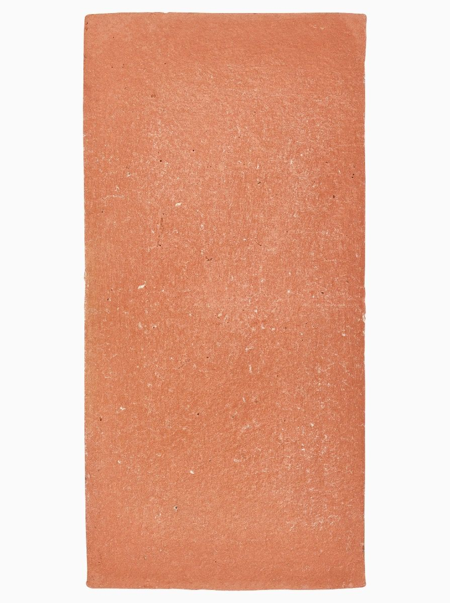 Handmade Terracotta Red 14x29