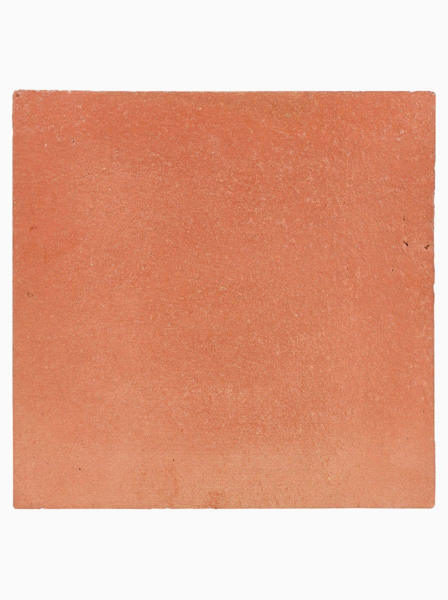 Handmade Terracotta Red 20x20
