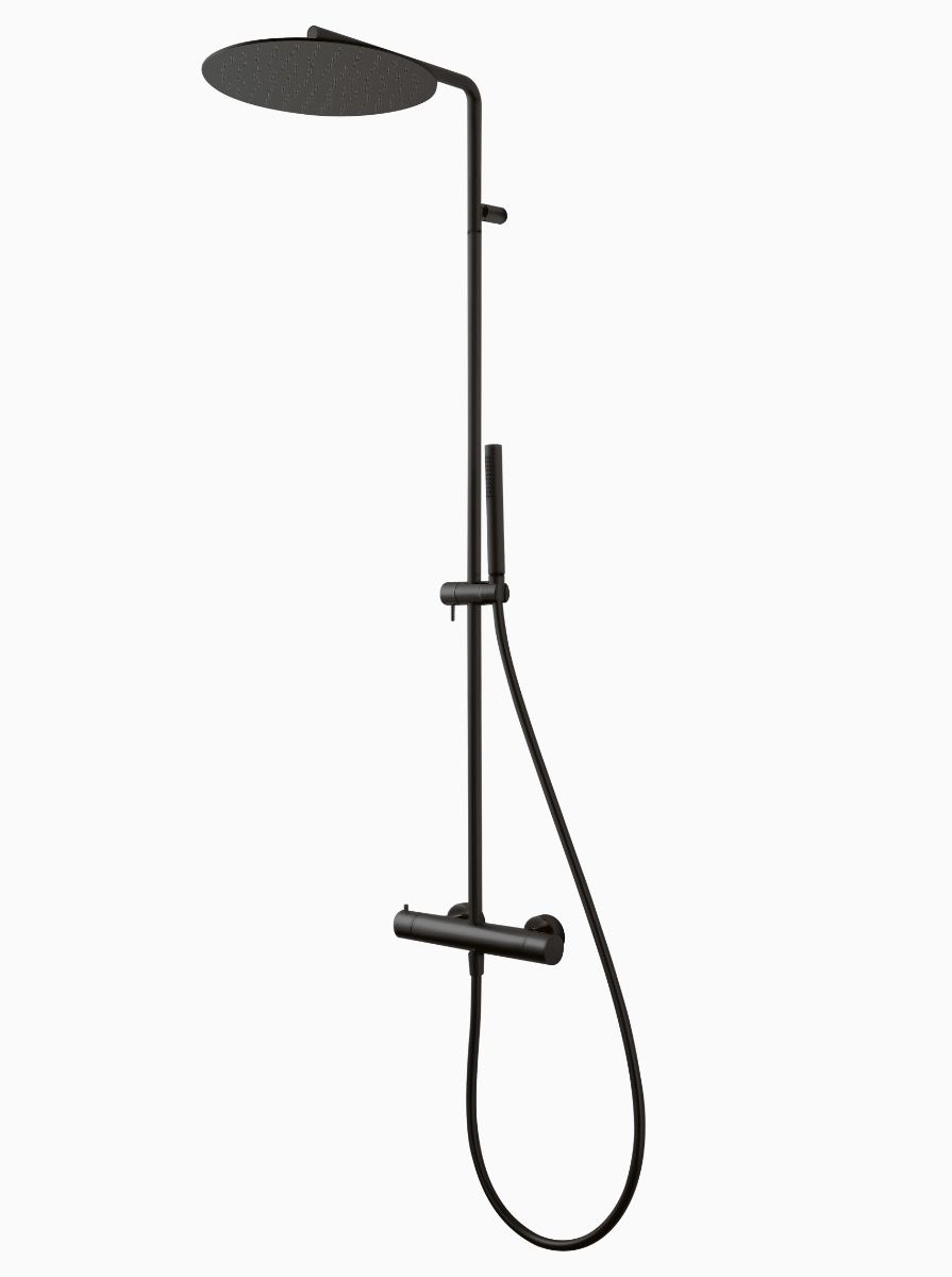 Midtown Exposed Thermostatic Shower