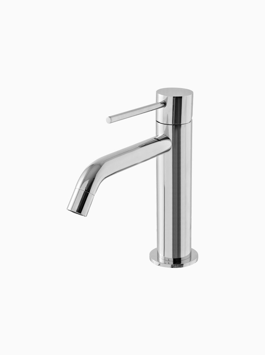 Midtown Mono Basin Mixer with Lever
