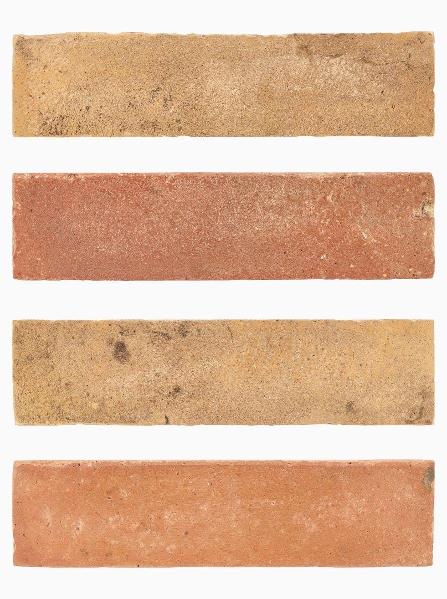 Reclaimed Terracotta 7.5X30