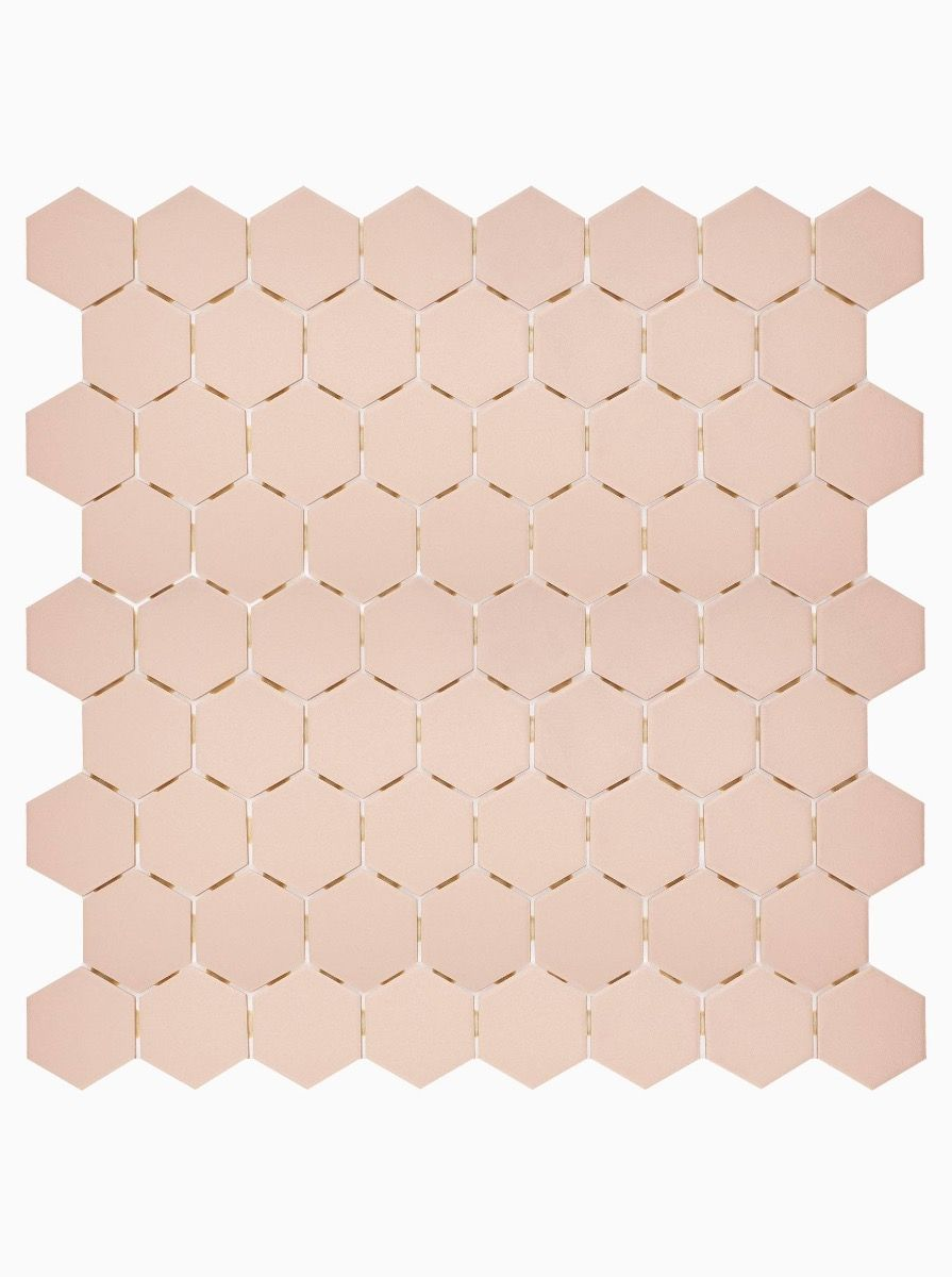 Renzo Hex Pompidou Mosaic