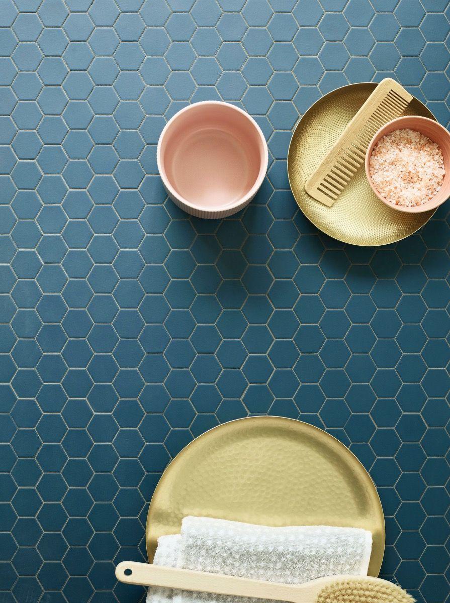 Renzo Hex Shard Mosaic