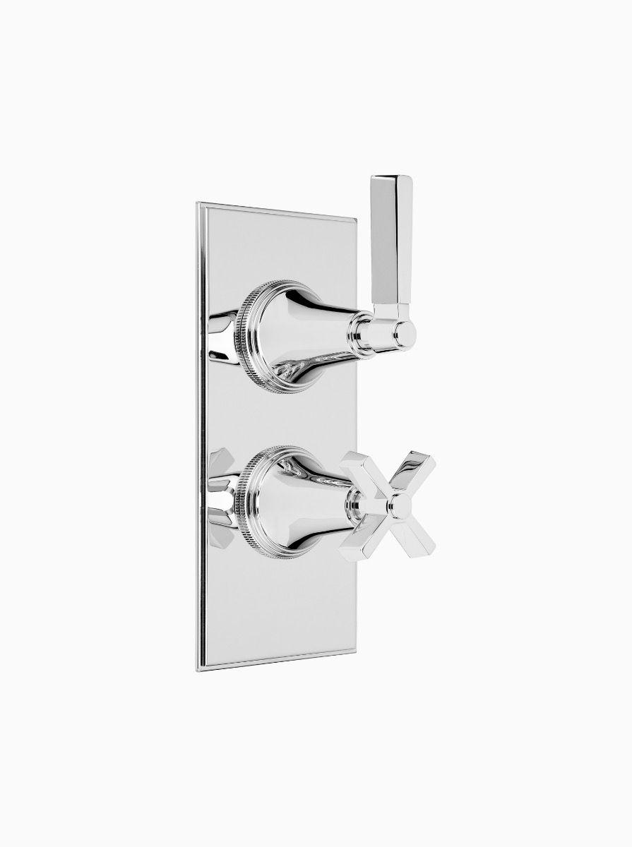 Belmont concealed shower - 1 outlet