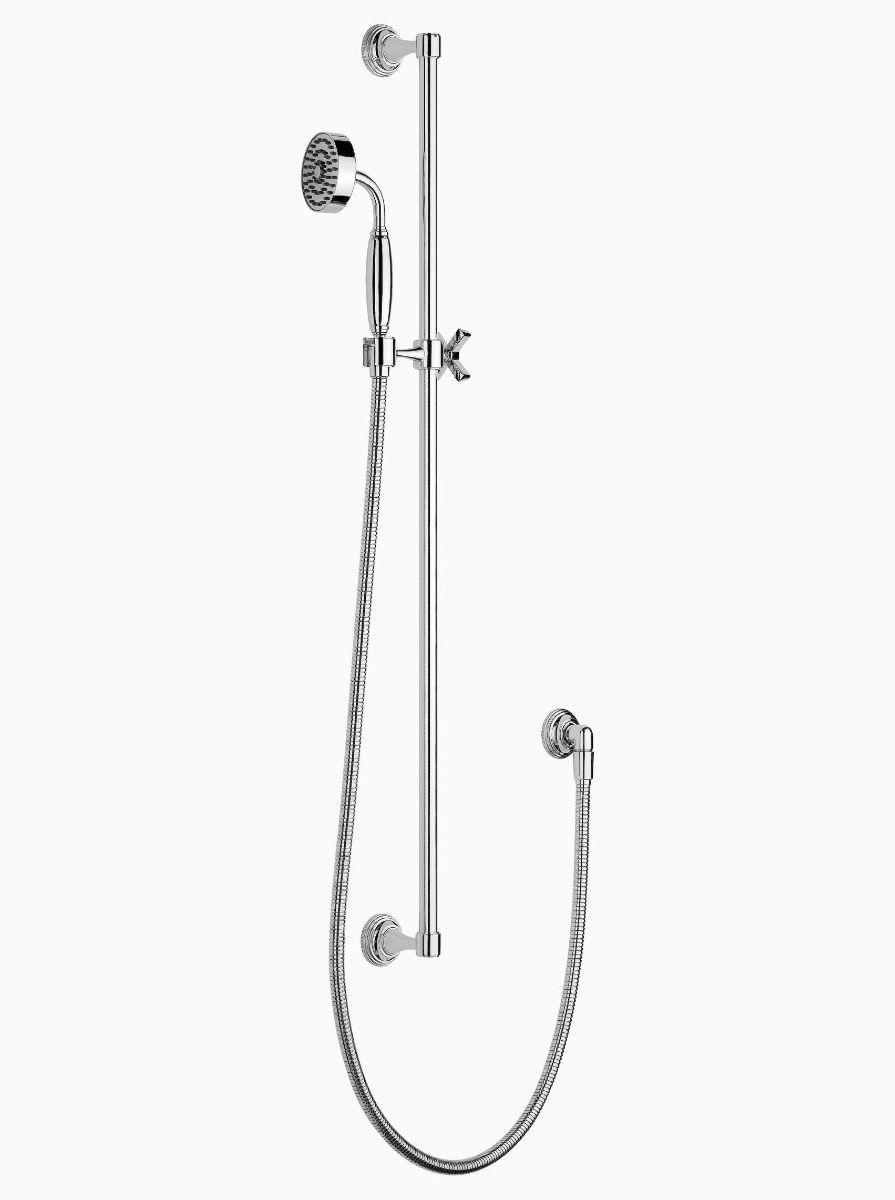 Belmont hand shower and slider rail