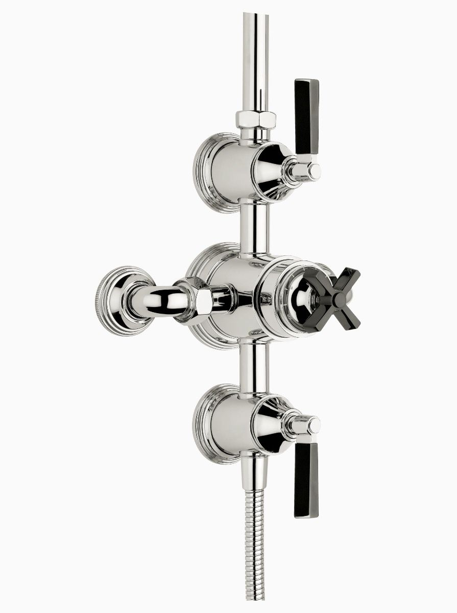 Belmont exposed thermostatic shower