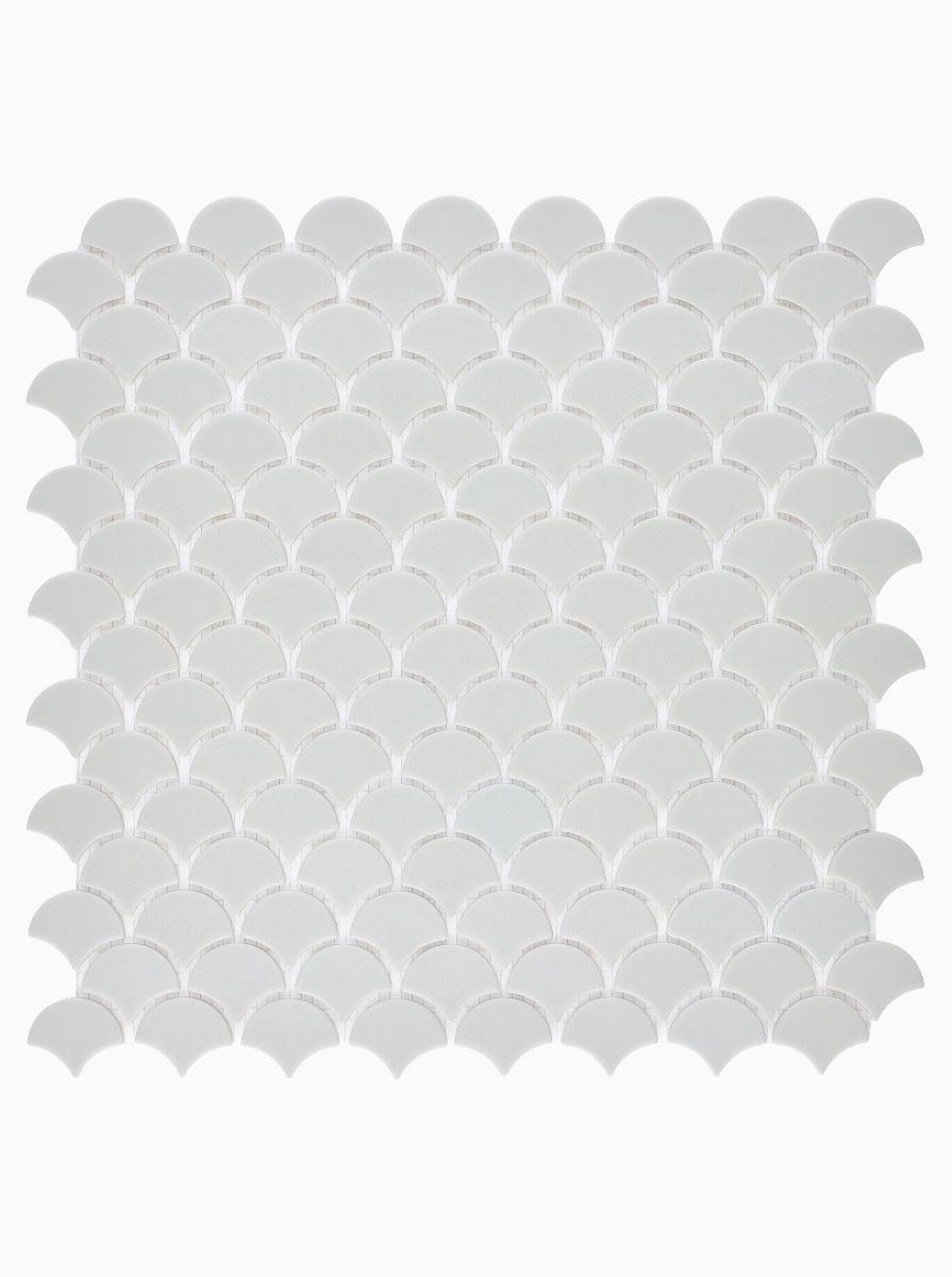 Xanadu Light Grey Mosaic