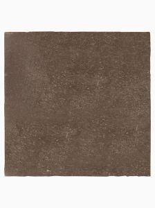 Handmade 20x20cm Black Terracotta floor tiles