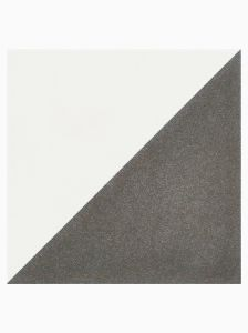 Semaphore Enterprise white and black decorative floor and wall tile