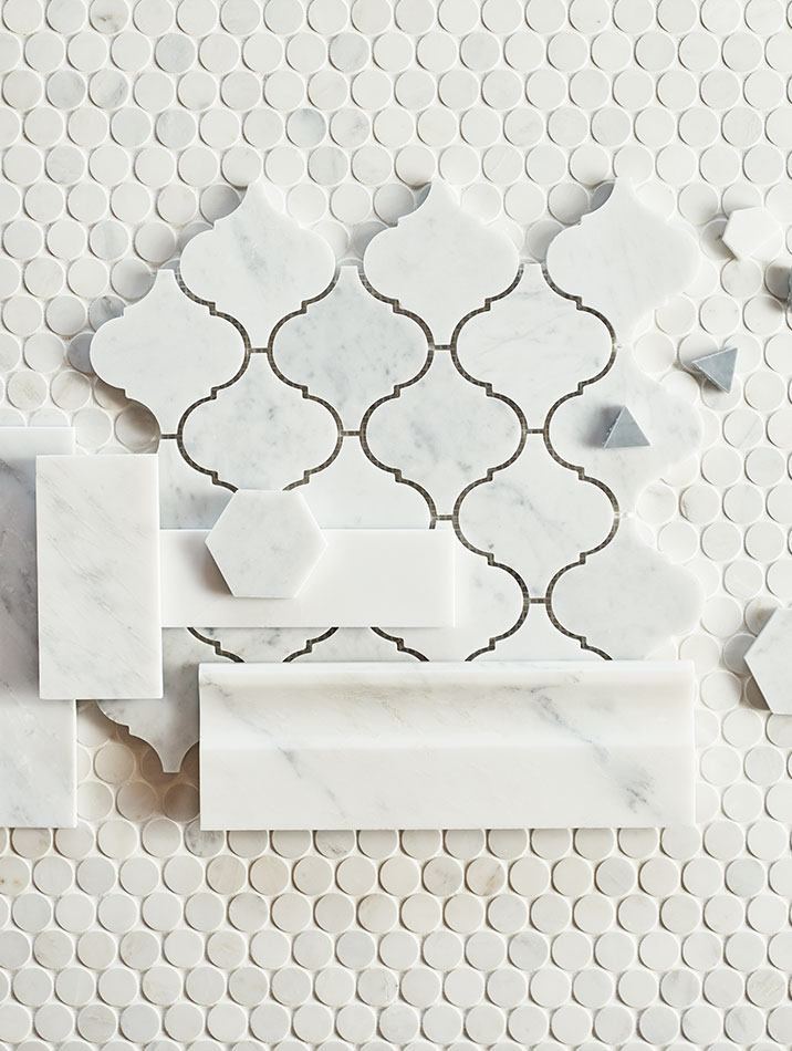 East Haven Marble Tiles