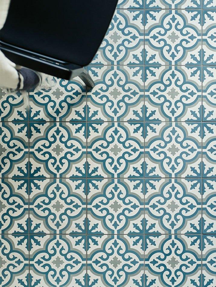 Old Havana Cement Encaustic Tiles