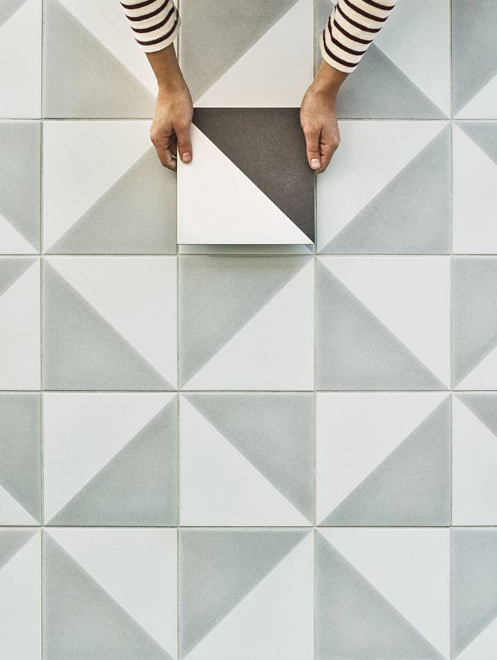 Semaphore Porcelain Tiles