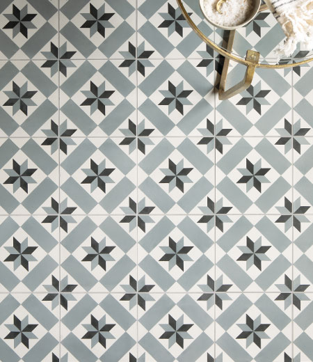 Old Havana Encaustic Cement Tiles