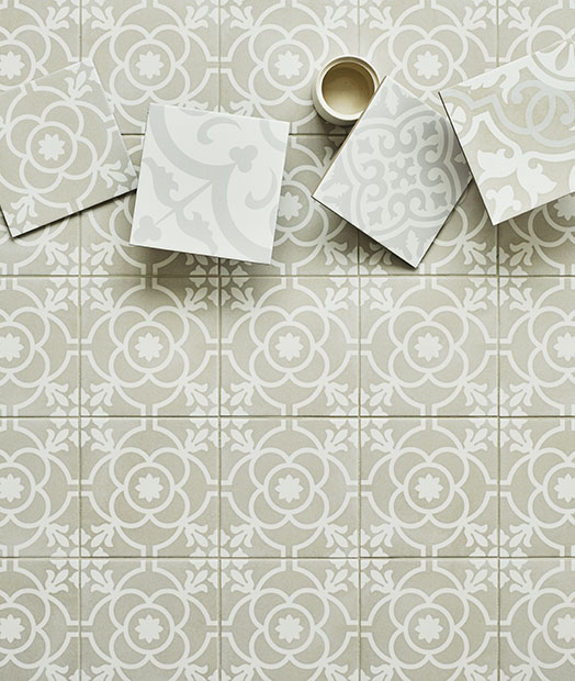 Eglise Porcelain Floor Tiles