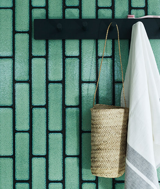 Raku Handglazed Wall Tiles