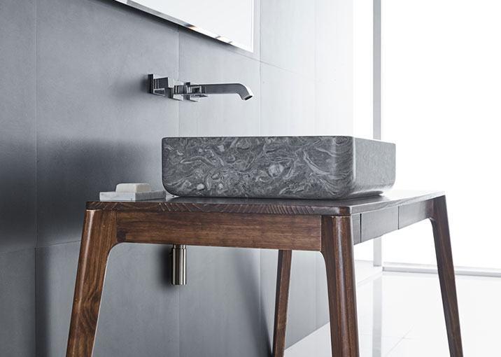 Claybrook Interiors Marble Basin