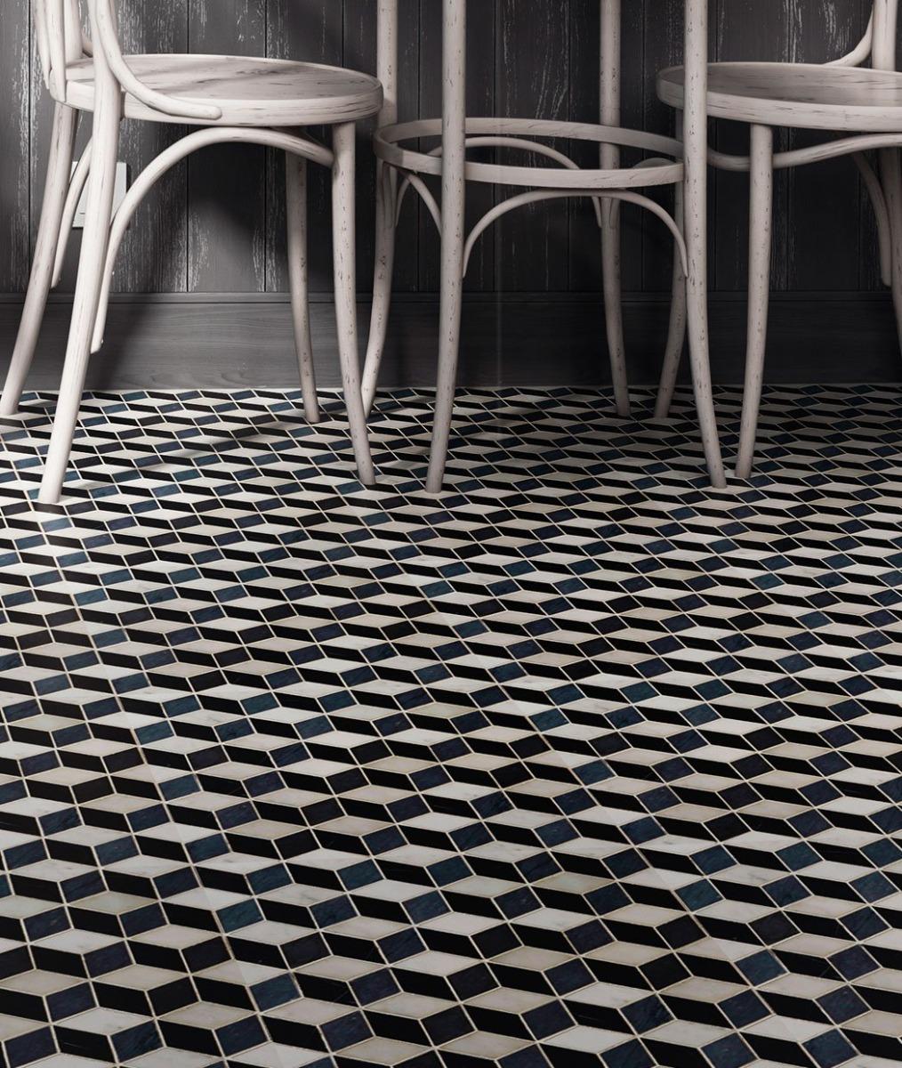 Claybrook Interiors Mosaic Tiles